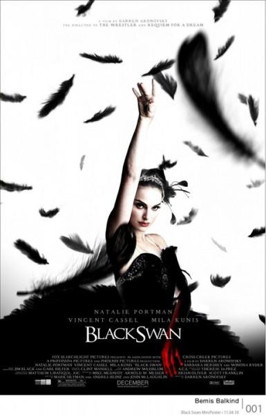 Nuova locandina per Black Swan