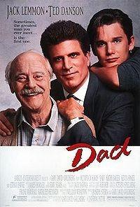 La locandina di Dad - Papà