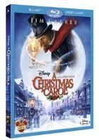 La copertina di A Christmas Carol (blu-ray)