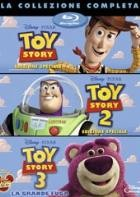 La copertina di Toy Story - La collezione completa (blu-ray)