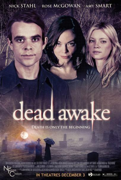 La locandina di Dead Awake