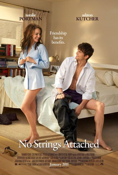 La locandina di No Strings Attached
