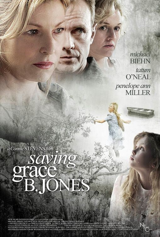 La locandina di Saving Grace B. Jones