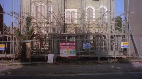 Un'immagine del documentario Robinson in Ruins