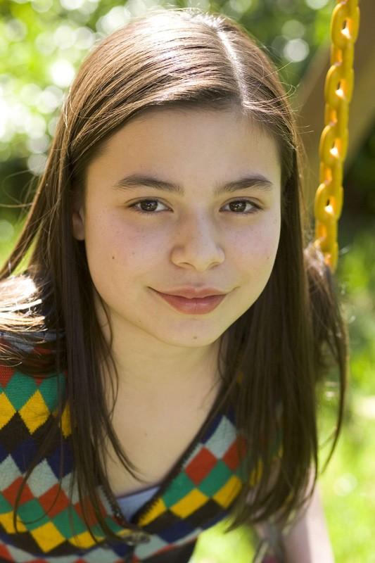 Una giovanissima Miranda Cosgrove