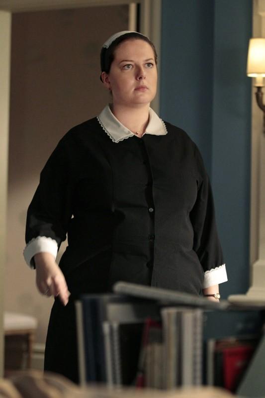 Dorota (Zuzanna Szadkowski) nell'episodio The Witches of Bushwick di Gossip Girl