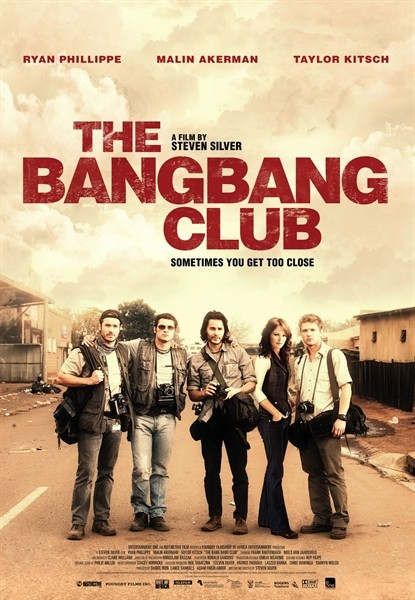 La locandina di The Bang Bang Club