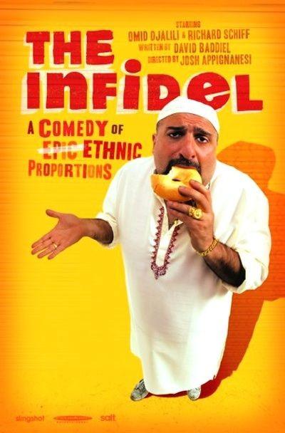 Poster USA per Infedele per caso (The Infidel)