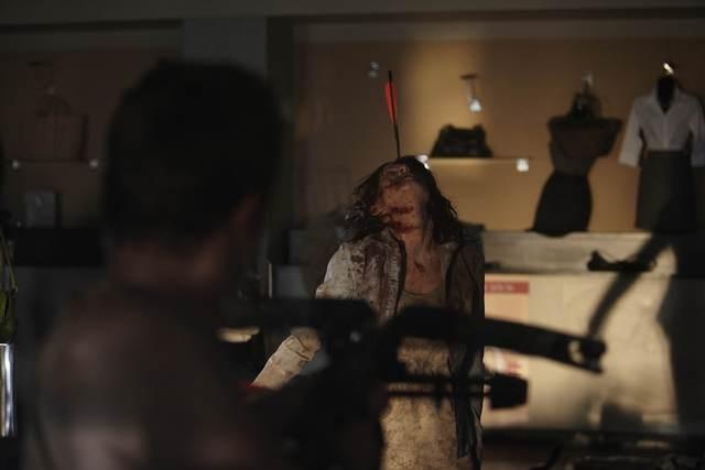 Un'immagine dell'episodio Vatos di The Walking Dead