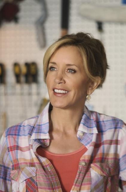 Felicity Huffman nell'episodio Sorry Grateful di Desperate Housewives
