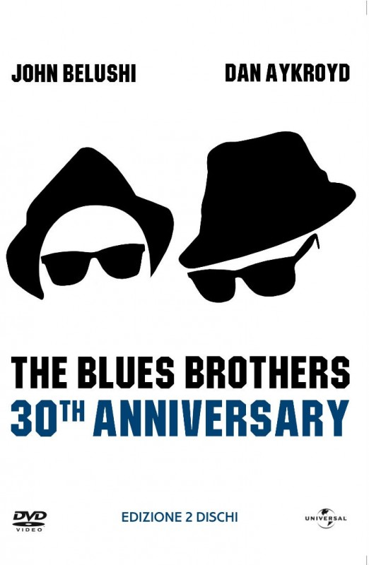 La copertina di The Blues Brothers (dvd)