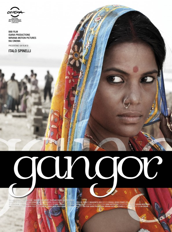 La locandina di Gangor