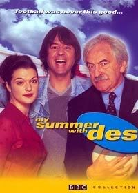 La locandina di My Summer with Des