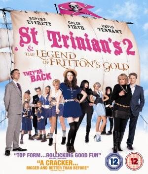 La locandina di St Trinian's: The Legend of Fritton's Gold