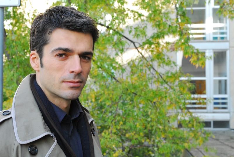 Luca Argentero nel film La donna della mia vita