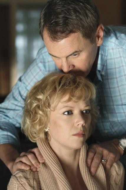 Mark Moses ed Emily Bergl nell'episodio You Must Meet My Wife di Desperate Housewives