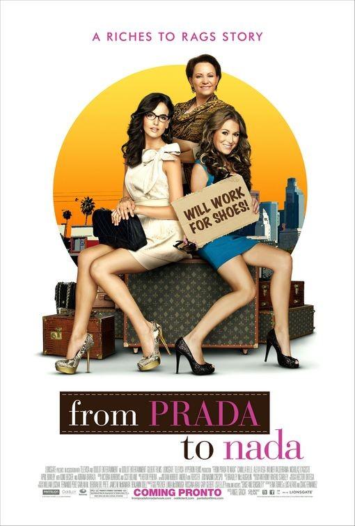 Nuovo poster per il film From Prada to Nada