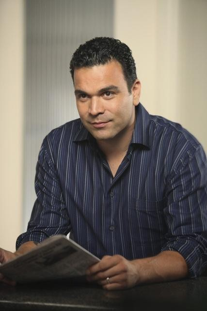 Ricardo Chavira nell'episodio Sorry Grateful di Desperate Housewives