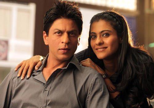 Shahrukh Khan e Kajol, protagonisti del film My Name Is Khan