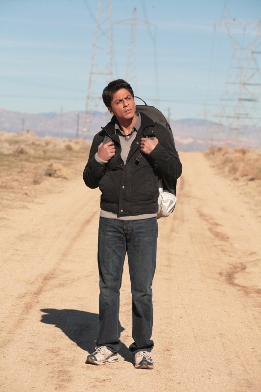 Shahrukh Khan in un'immagine del film My Name Is Khan
