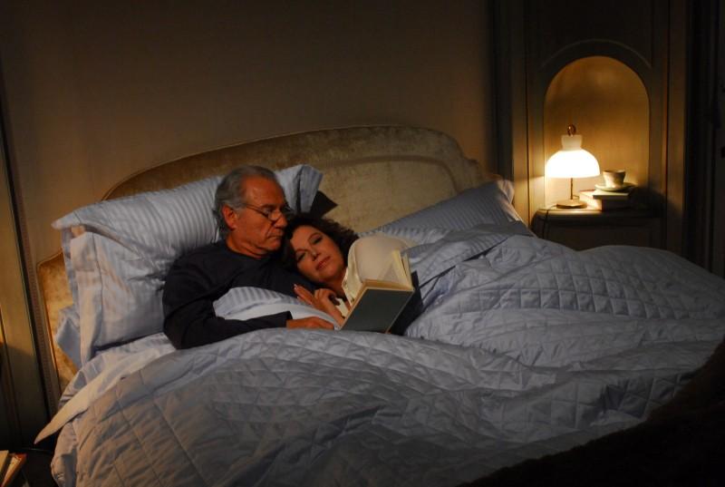 Stefania Sandrelli e Giorgio Colangeli, compagni per il film La donna della mia vita