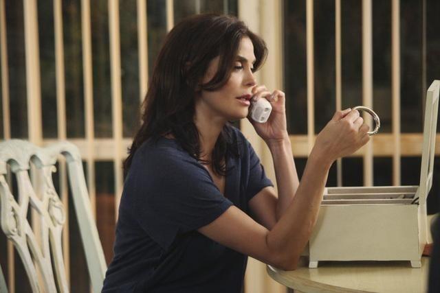 Teri Hatcher nell'episodio Let Me Entertain You di Desperate Housewives