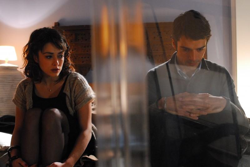 Una scena del film La donna della mia vita con Luca Argentero e Valentina Lodovini