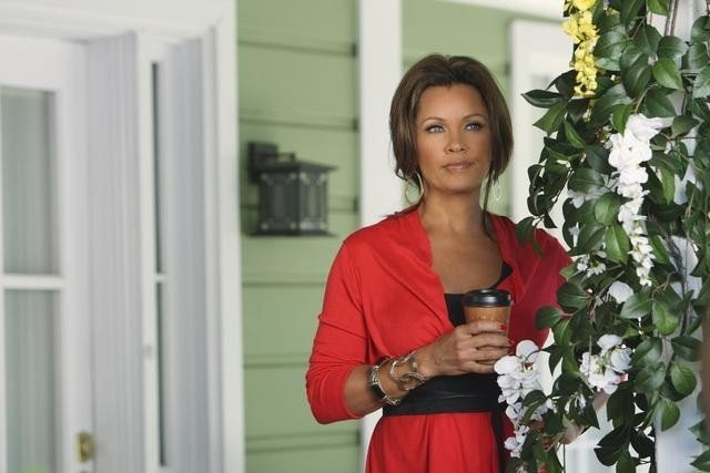 Vanessa Williams nell'episodio The Thing That Counts Is What's Inside di Desperate Housewives