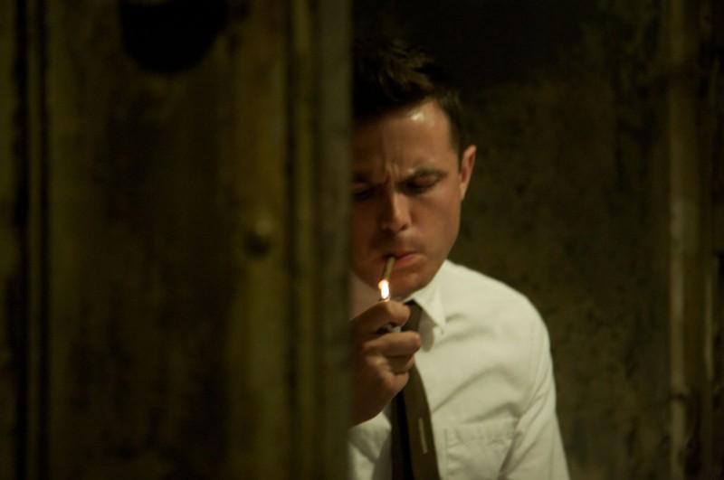 Casey Affleck in un'immagine del film The Killer Inside Me di Michael Winterbottom