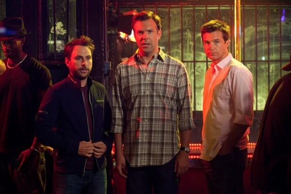 Jason Bateman, Jason Sudeikis e Charlie Day in Horrible Bosses