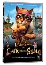 La copertina di La vera storia del Gatto con gli stivali (dvd)