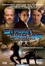 La copertina di Street Fighter: La leggenda (dvd)