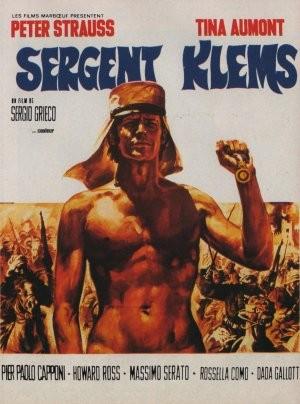 La locandina di Il sergente Klems