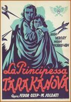 La locandina di La principessa Tarakanova