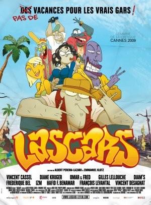 La locandina di Les Lascars
