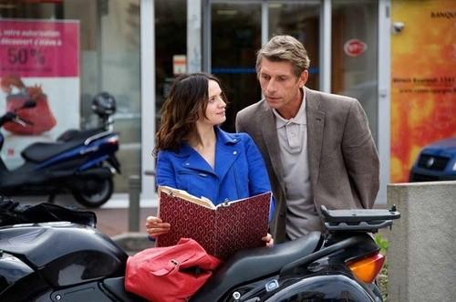 Sara Forestier e Jacques Gamblin, protagonisti del film Le nom des gens