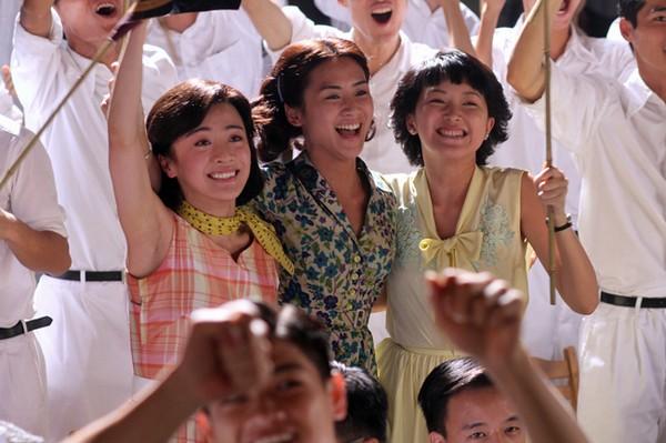 Michelle Ye in una scena del film Bruce Lee, My Brother