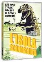 La copertina di L'Isola Sconosciuta (dvd)
