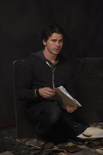 Jason Ritter nell'episodio Everything Will Change di The Event