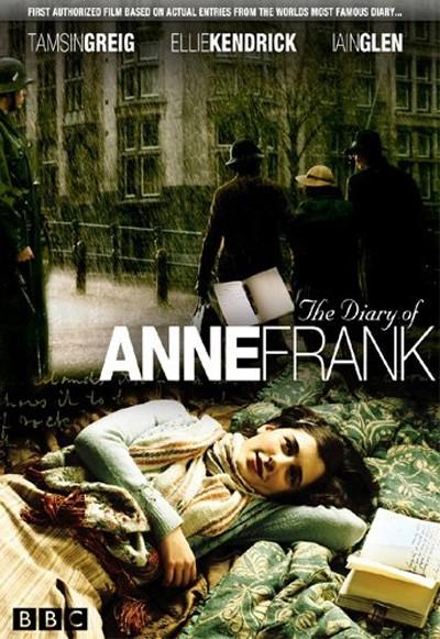 La locandina di The Diary of Anne Frank