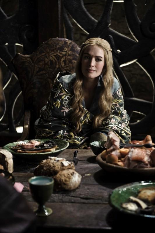 Lena Headey è la Regina Cersei Baratheon nella nuova serie HBO Game of Thrones
