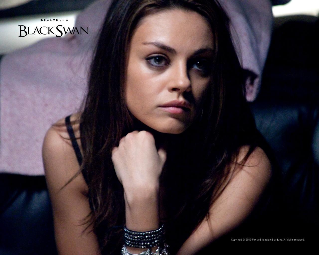 Poster di Mila Kunis per Black Swan