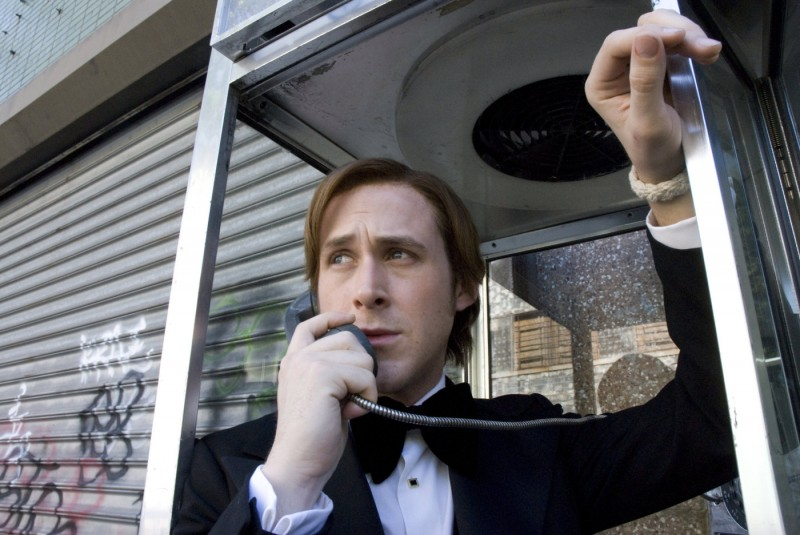 Ryan Gosling in un'immagine di All Good Things