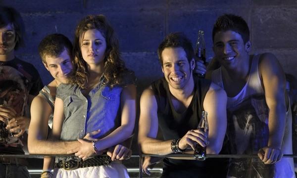 Un'immagine dal remake spagnolo Tres metros sobre el cielo