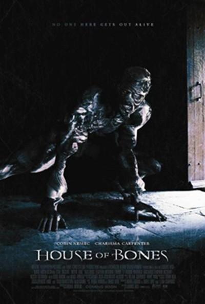La locandina di House of Bones