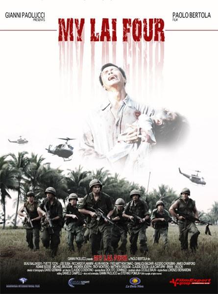 La locandina di My Lai Four