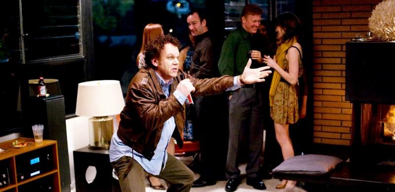 John C. Reilly in un'immagine del film Cyrus
