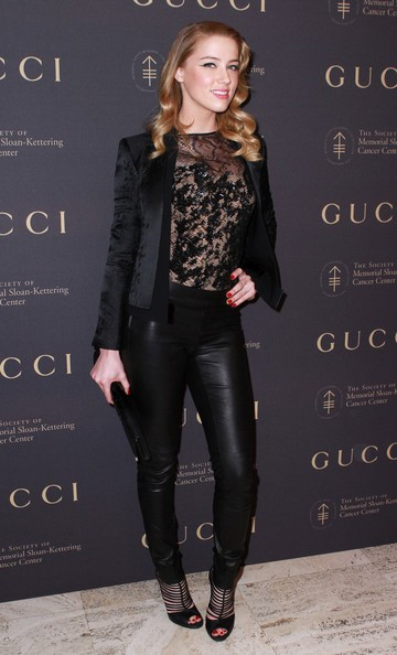 Una splendida Amber Heard