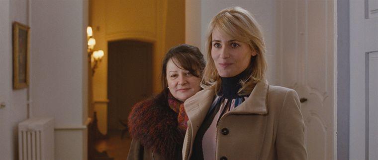 Josiane Balasko con Judith Godrèche in un'immagine di Holiday