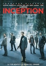 La copertina di Inception (dvd)